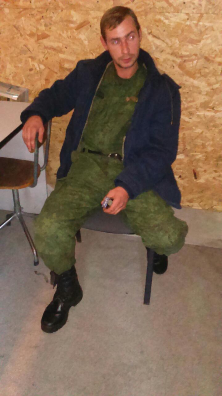 """Задержан боевик """"ЛНР"""", который воевал против ВСУ в составе террористического подразделения """"Вымпел"""" - Цензор.НЕТ 3250"""